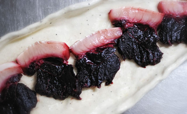 Dolphin-meat